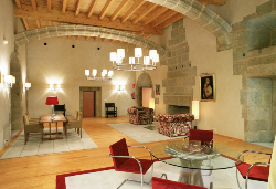 Interior 5 en Parador de Santo Estevo