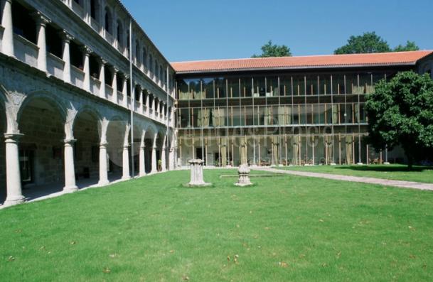 Exterior 5 en Parador de Monasterio de Santo Estevo