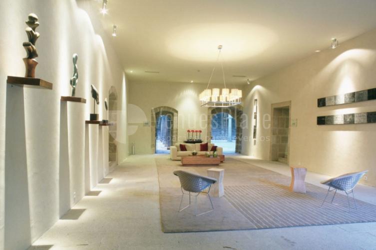 Interior 3 en Parador de Santo Estevo