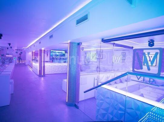 Interior 3 en Golden Shisha Lounge