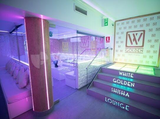 Interior 4 en Golden Shisha Lounge