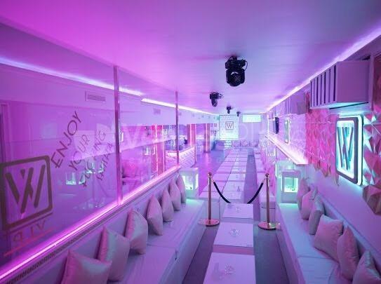 Interior 5 en Golden Shisha Lounge