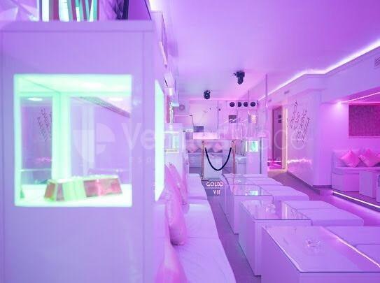 Interior 2 en Golden Shisha Lounge