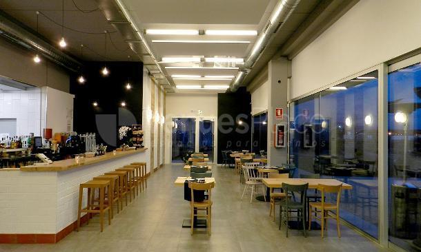 Interior 4 en Padel Barcelona El Prat