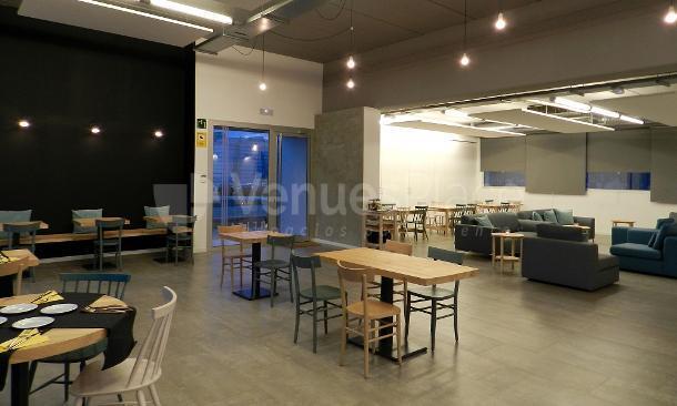 Interior 3 en Padel Barcelona El Prat