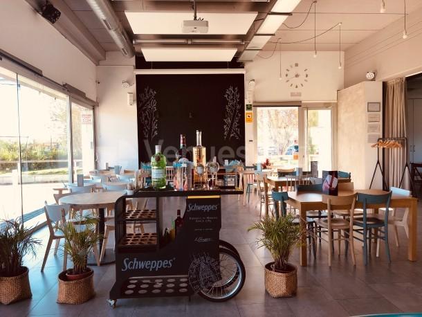 Interior 8 en Padel Barcelona - el Prat