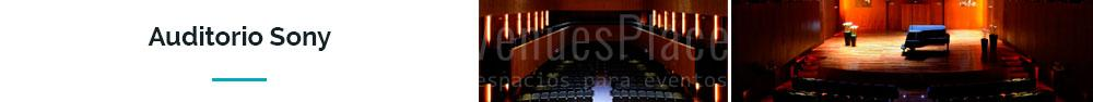 Auditorio Sony