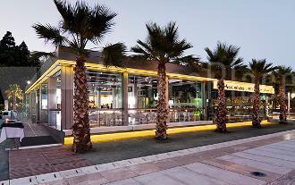 Salas de fiesta: Kaleido Málaga Port