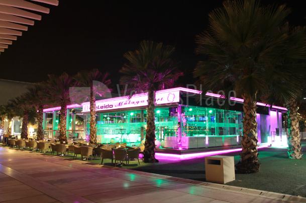 Eventos y celebraciones en Kaleido Málaga Port