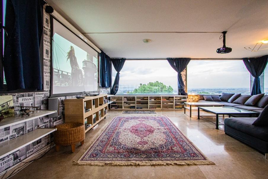 Interior 2 en Casa Loft para eventos