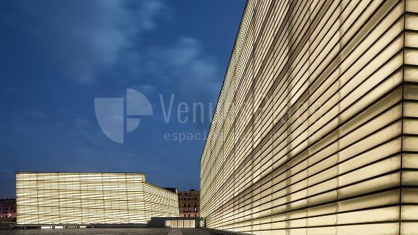 Celebra tu evento en los espacios del Palacio de Congresos Kursaal
