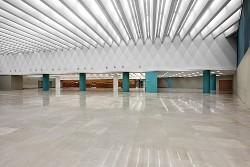 Area exposición interior