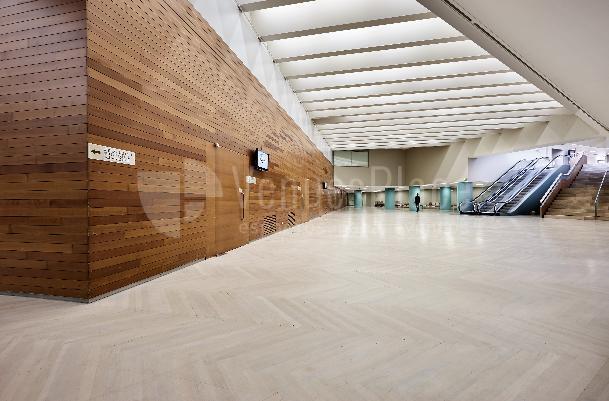 Reuniones, presentaciones de producto, conferencias, todo es posible en el Palacio de Congresos Kursaal