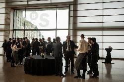 Montaje reuniones y cocktel  en el Palacio de Congresos Kursaal