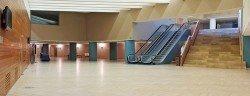 Area exposición Hall