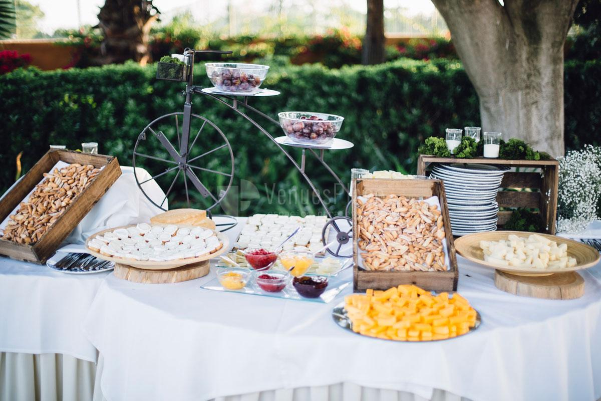 Servicio de catering en Real Club de Sevilla Golf (Catering ACS)