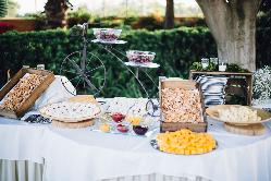 Servicio de catering en Real Club Sevilla Golf