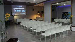 Montaje sala 1 El evento Sant Cugat