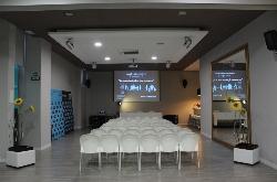 Montaje sala 1 El eventos de Sant Cugat