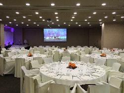 Banquete en sala SOL+FA