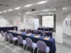 Sala para eventos corporativos en Sercotel Ámister Art
