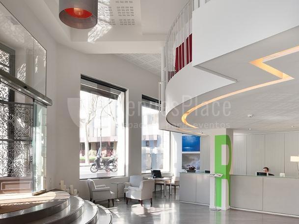 Interior 1 en Sercotel Ámister Art Hotel