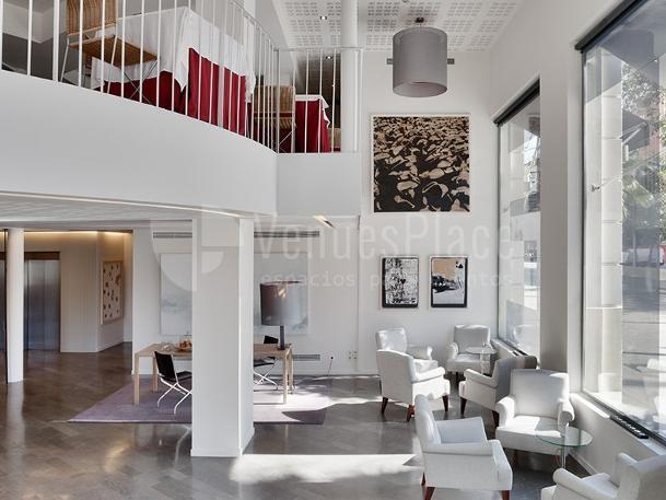 Interior 8 en Sercotel Ámister Art Hotel
