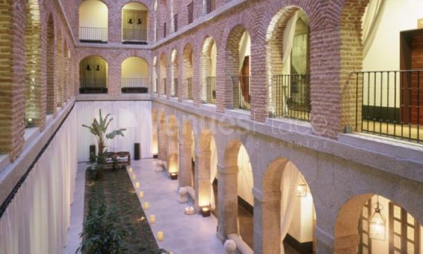 Interior 3 en Parador de La Granja