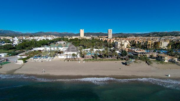 Vista general del Don Carlos Leisure Resort & Spa