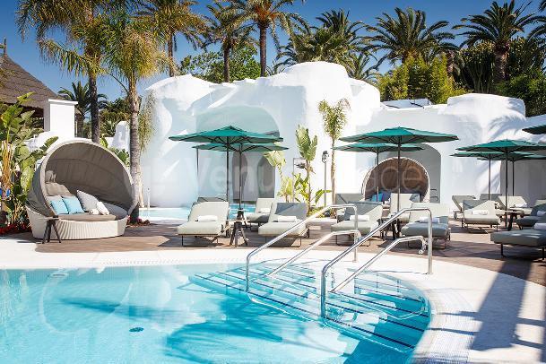 Orange Beach Club en Don Carlos Leisure Resort & Spa