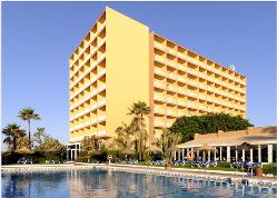 Hotel TRYP Guadalmar Málaga en Provincia de Málaga