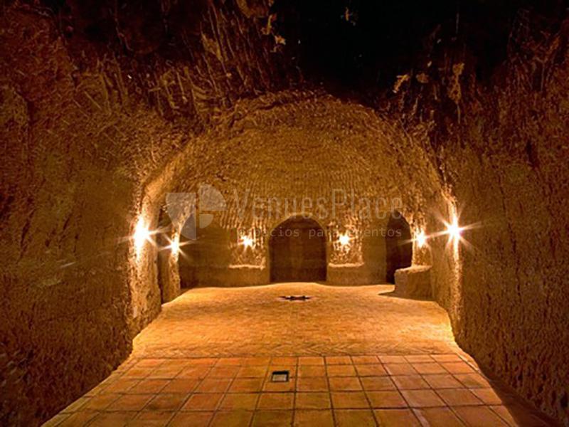 Habitat Troglodita Cuevas Almagruz