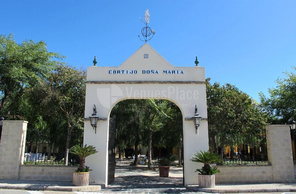 Eventos únicos en Cortijo Doña María