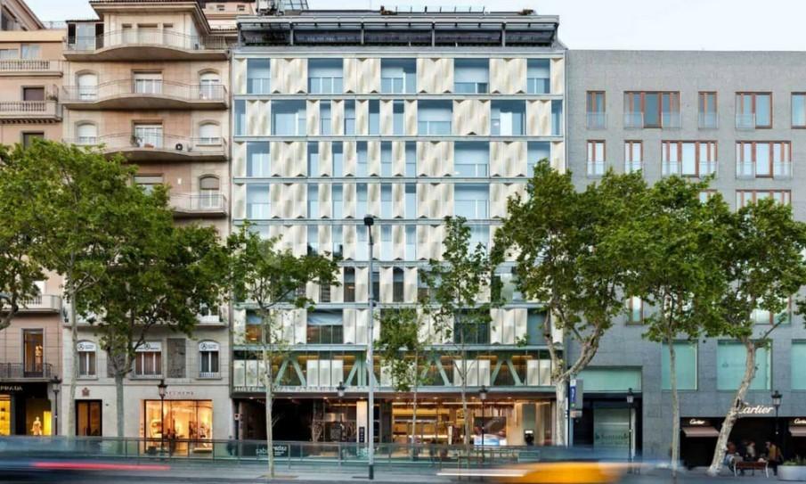 Exterior 1 en Hotel Royal Passeig de Grácia