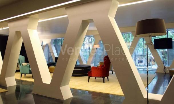 Interior 5 en Hotel Royal Passeig de Grácia