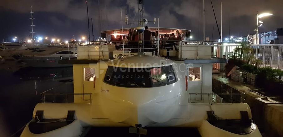 Montaje 8 en The Love Boat