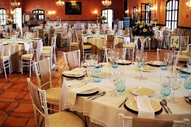 Cena de gala en Hacienda La Pintada