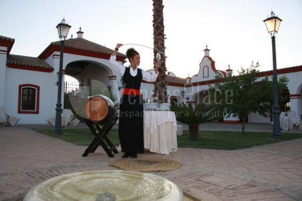 Montajes especiales para eventos en Hacienda La Pintada