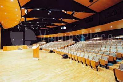Foto interior en Auditorio y Centro de Congresos Víctos Villegas