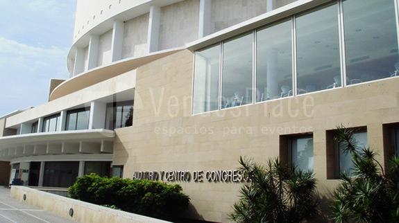 Foto exterior en Auditorio y Centro de Congresos Víctos Villegas