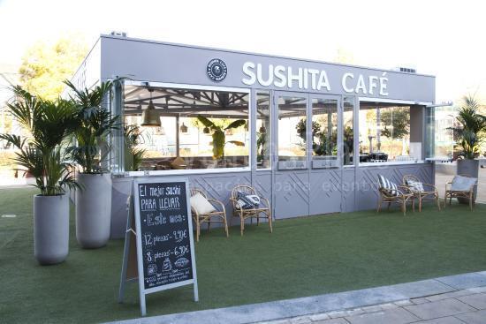 Exterior 2 en Sushita Parquesur