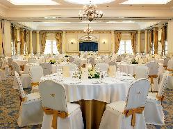 Salón Real en Hotel los Monteros