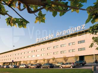 Hoteles para grupos: HOTEL BARCELO ARANJUEZ