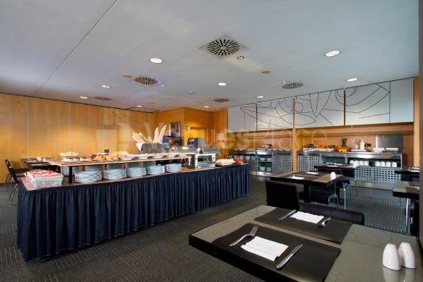 Zona de comidas para eventos de empresa - Restaurante Alacena