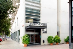 Fachada el Eurohotel Barcelona