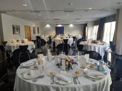Banquete NONELL + CASAS  en Eurohotel Diagonal Port