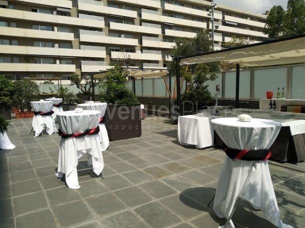 Exterior 10 en Eurohotel Diagonal Port Barcelona