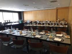 Restaurante Alacena, menú grupos Eurohotel Diagonal Port Barcelona