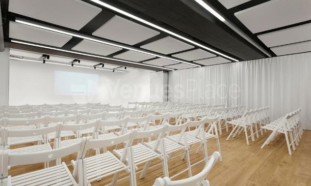 Montaje sala XL en Artspace Barcelona