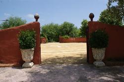 Exterior Hacienda Doña María